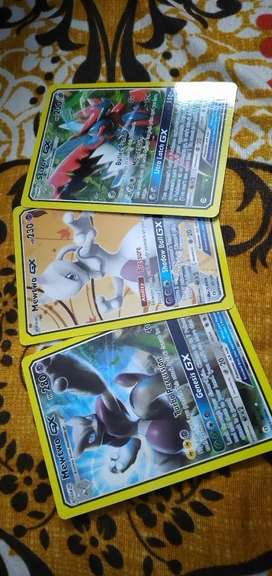 Pokemon Gx card