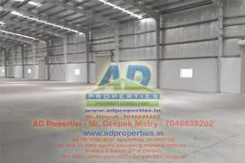 12000 Sq. Ft. Factory for Rent in Umbergaon
