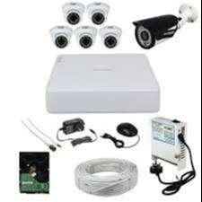 BEST deal in nagpur 6 HD CCTV Camera setup installation-