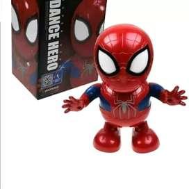 Dancing Spiderman Trend
