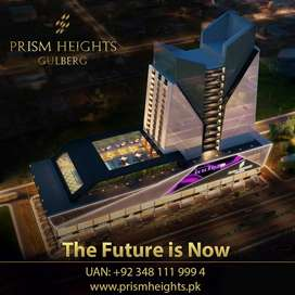 Prism Heights Gulberg Islamabad | Commercial Shop | Pre Launch Prices