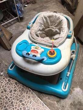 Kereta bayi bekas made in Taiwan