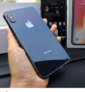 Iphone x 64 Gb space grey pta approved