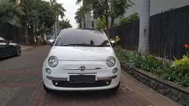 FIAT 500 lounge  Hatchback Urban White