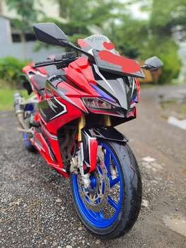 CBR250RR ABS Red Racing