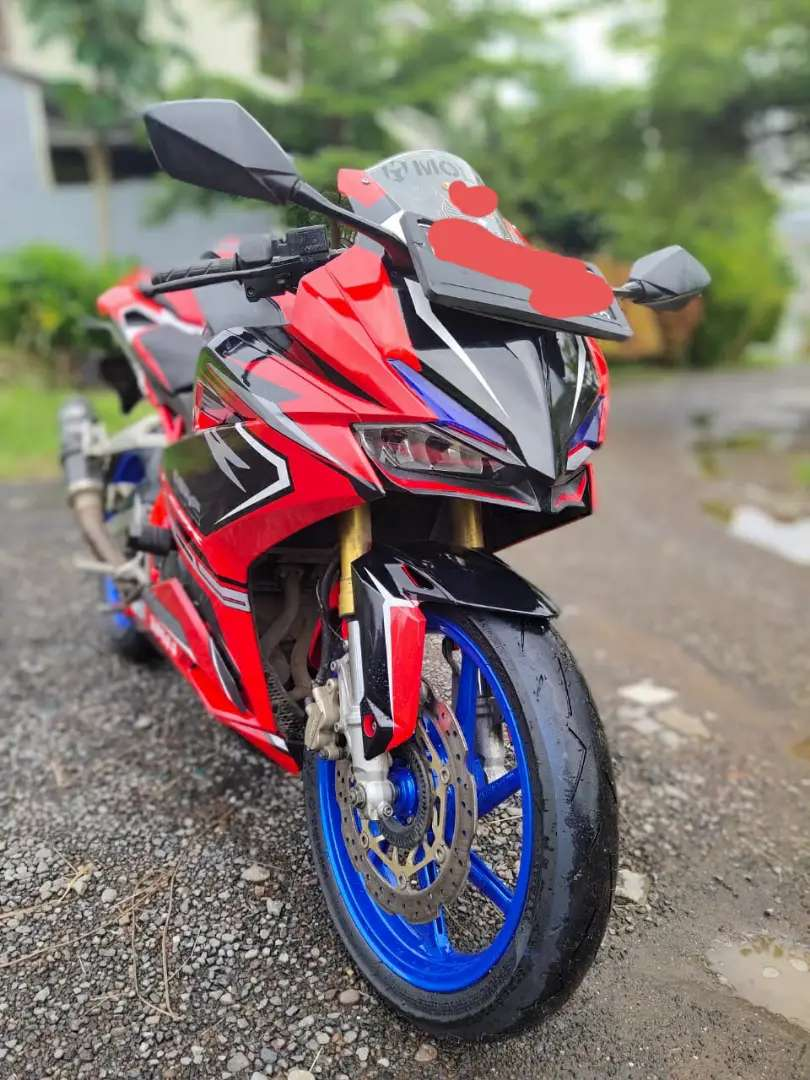 CBR250RR ABS Red Racing 0
