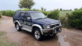 Toyota Surf  in good condition and low demand
