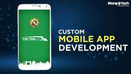 Mobile App Development Android iOS - Business Apps - Ecommerce Apps