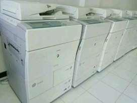 Mesin fotocopi baru dan second siap pakai