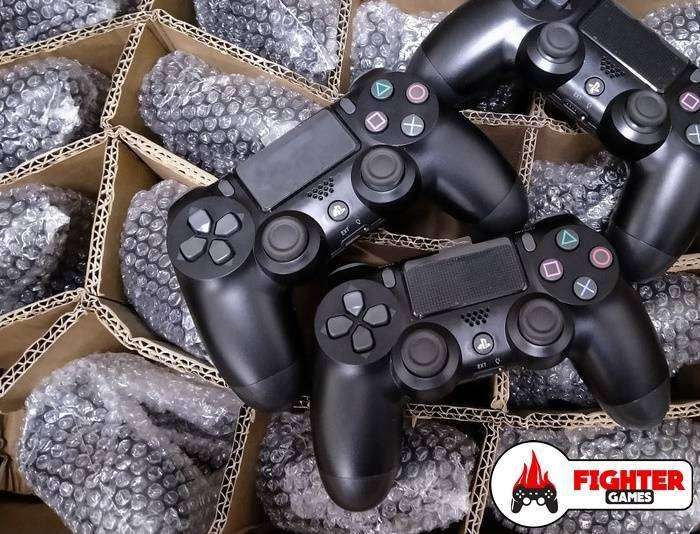 [NEW] STIK PS4 ORI LIGHT BAR GETAR WIRELESS 0