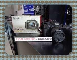 Kamera CANON EOS 1200D Fullset Kit 18-55mm IS III