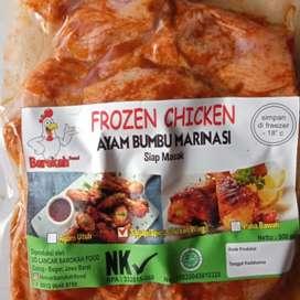 Ayam Marinasi Lezat