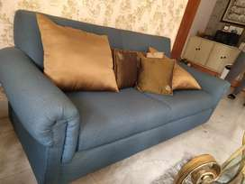 Sofa is great condition , newly developed again