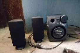 Speaker for computer