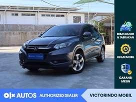 [OLXAutos] Honda HRV 2017 1.5 E A/T Bensin Abu Abu #Victorindo