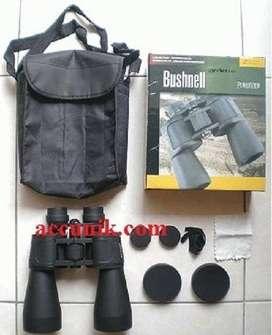 Teropong Bushnell Zoom 10x-90x80 Rp.650.000 Berat pengiriman 2 Kg -Len