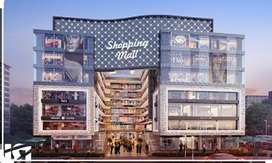 Commercial shops available for sale @55 lakh