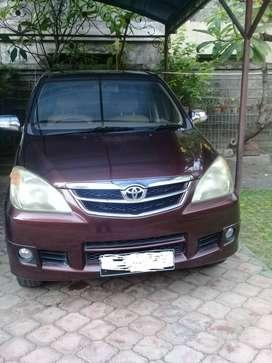 Dijual Mobil Avanza Tahun 2009