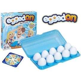 Egg Roulette Challenge Mainan Game Seru Anak