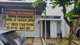 Disewakan rumah aman nyaman asri di kota Palembang