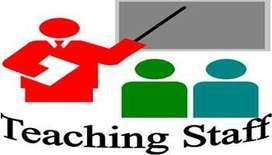 TEACHING STAFF( female)