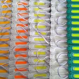 Lampu Led Variasi Modul Strip COB 3 Watt 12 Volt Waterproof TERBAIK
