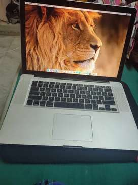 Apple MacBook pro in  Best condition with new SSD & 8GB RAM