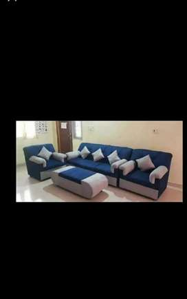 New sofa cusion