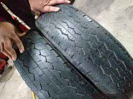 Tyre size 195 80 R15 (Price of 2 pieces)