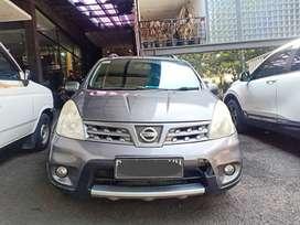 [KM 92rb] Nissan Livina 1.5 X-Gear AT 2010 Abu
