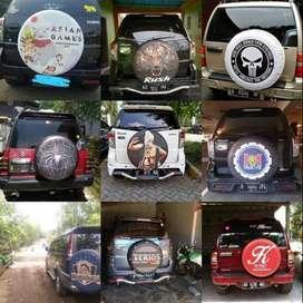 Cover/Sarung Ban Suzuki Jimny/Rush/Terios/Escudo Panther#AntiManMarvel