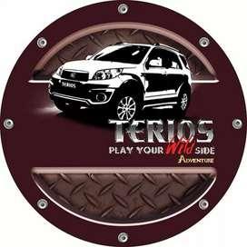 Cover ban serep Terios Crv Rush Taft Feroza Touring Taruna Escudo dll