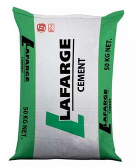 JOINING AVAILABLE LAFARGE CEMENT