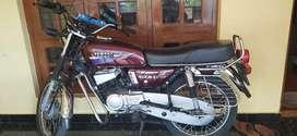 Yamaha rx135.5.speed