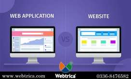 Web design & development | App Development services in Pakistan.