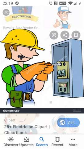 Electrician and Gate Keeper required