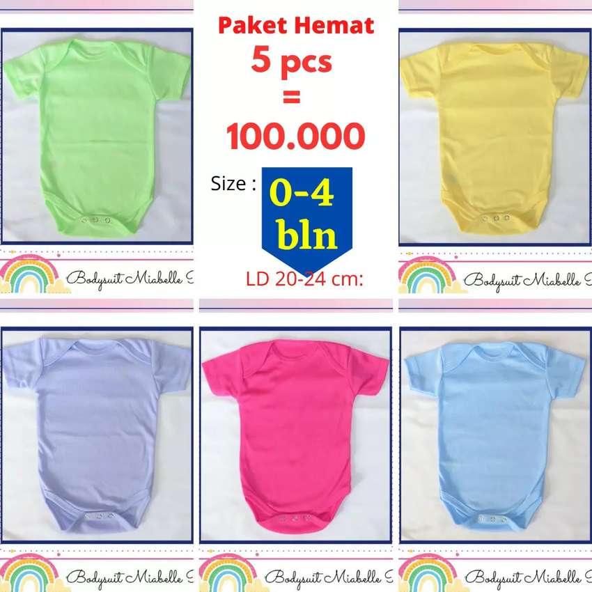 Baju bayi paket hemat 0