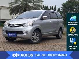 [OLXAutos] Toyota Avanza 1.3 G M/T 2014 Silver