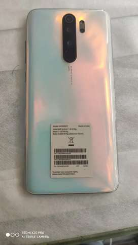 Mi Note 8 pro 6/64gb 45 day use
