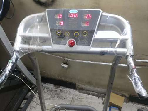 Treadmil less used 0307(2605395) PL call me at this number