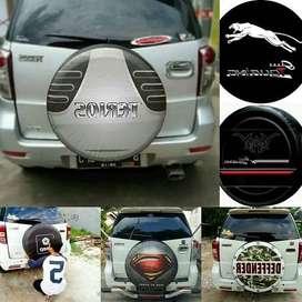 Cover/Sarung Ban Honda CRV/Rush/Terios/Phanter Sendiri Bisa empatb  Ba