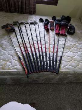 Golf clubs imported