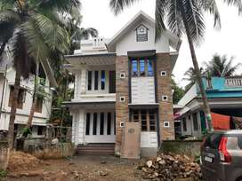 1400SqFt villa/4.2cent/3 bhk/ 42 lakh/Mulayam, MannuthyThrissur