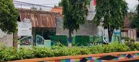Tanah luas dan strategis ppros jalan Panglima Sudirman Madiun
