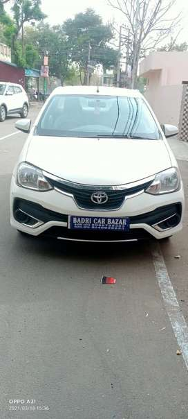 Toyota Etios 1.5 High, 2014, Diesel