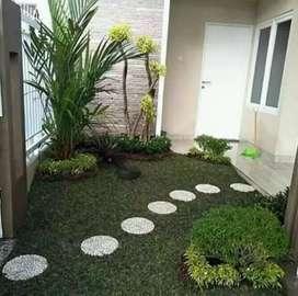 Tukang taman hijau minimalis/Naringgul