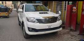 Want to sell Toyota fortuner which is in very neat condition