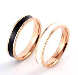 cincin nikah enamel