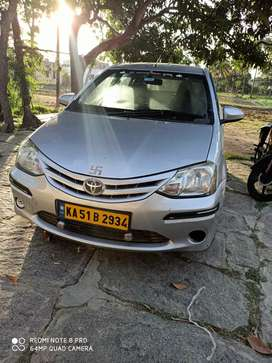 Toyota Etios Liva is in good conditions. Used  neatly.
