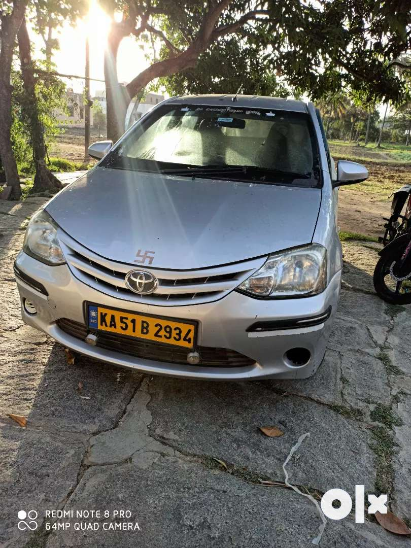 Toyota Etios Liva is in good conditions. Used  neatly. 0